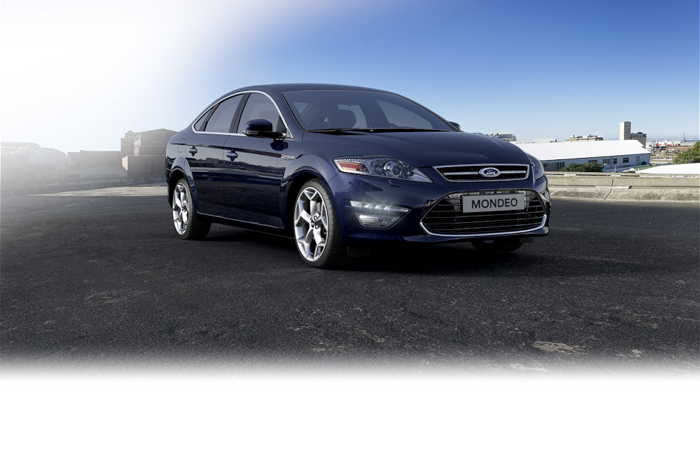 ford wallpaper (Ford Mondeo)