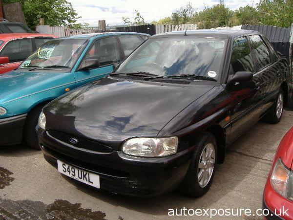 FORD ORION 1.6I black