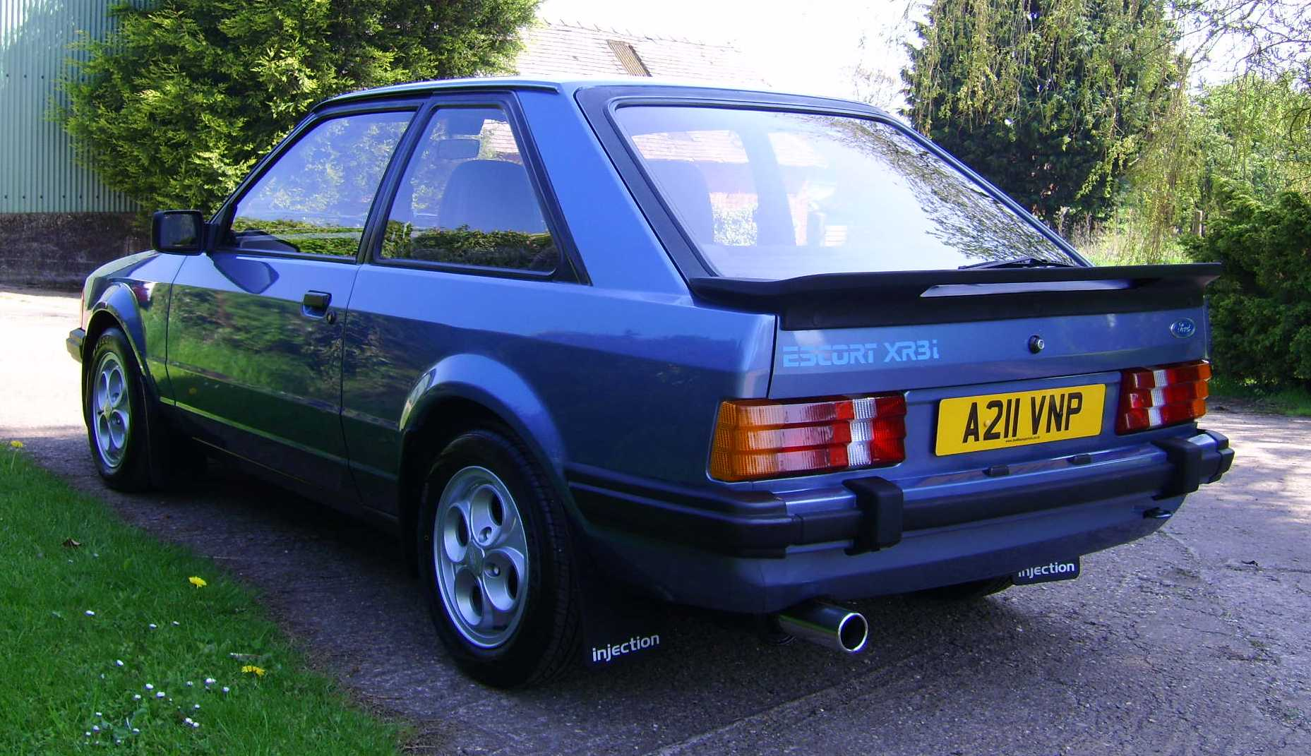FORD ORION blue