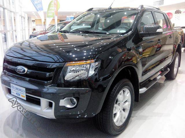 FORD RANGER 2.2 black