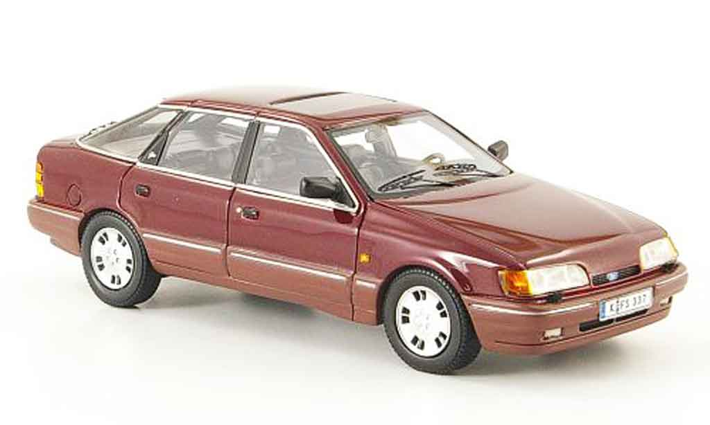 FORD SCORPIO red
