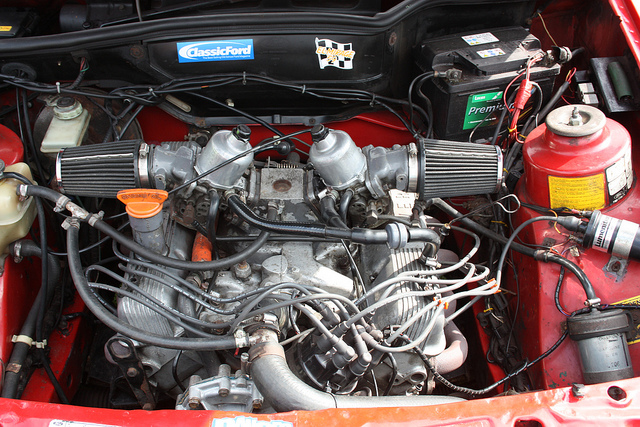 FORD SIERRA 1.3 engine