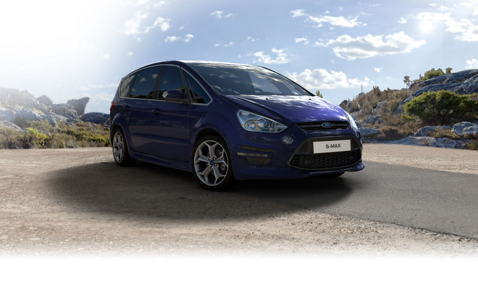 ford wallpaper (Ford S-Max)