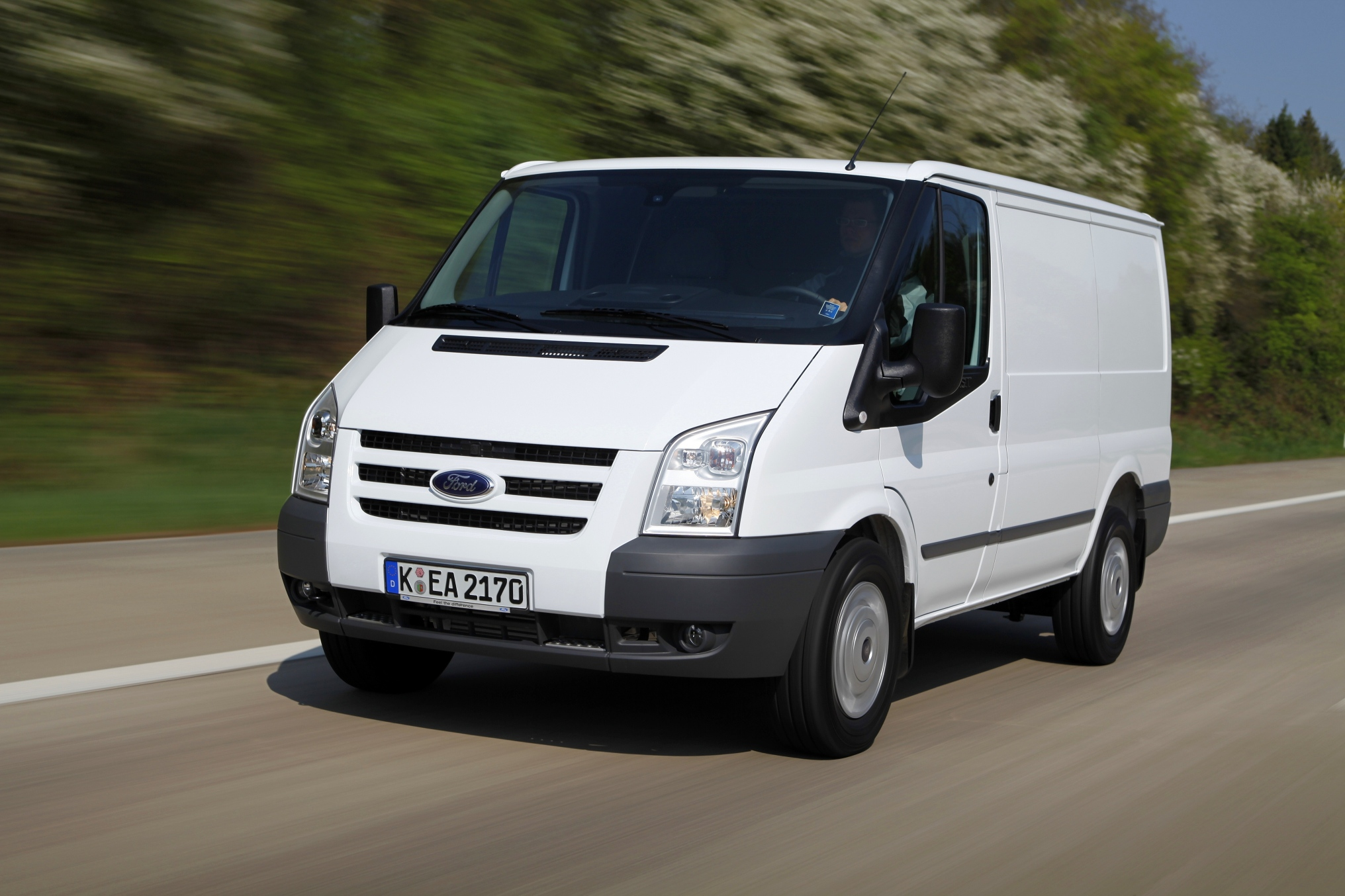 ford transit review and photos. Black Bedroom Furniture Sets. Home Design Ideas