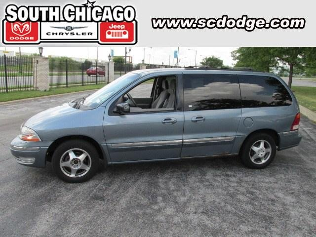 FORD WINDSTAR 3.8 blue