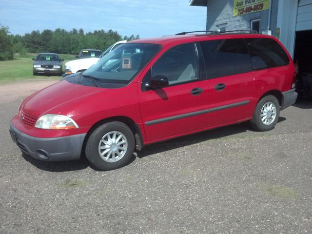 2003 Ford Windstar Electrical Problems