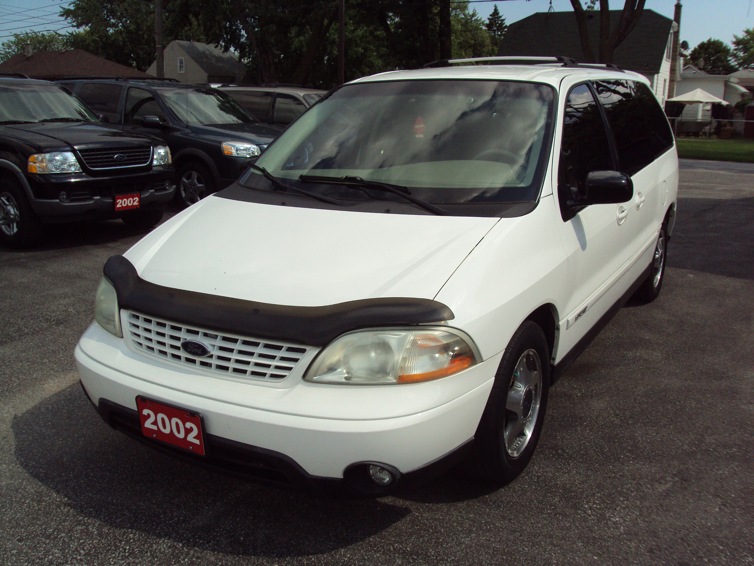 FORD WINDSTAR 3.8 white