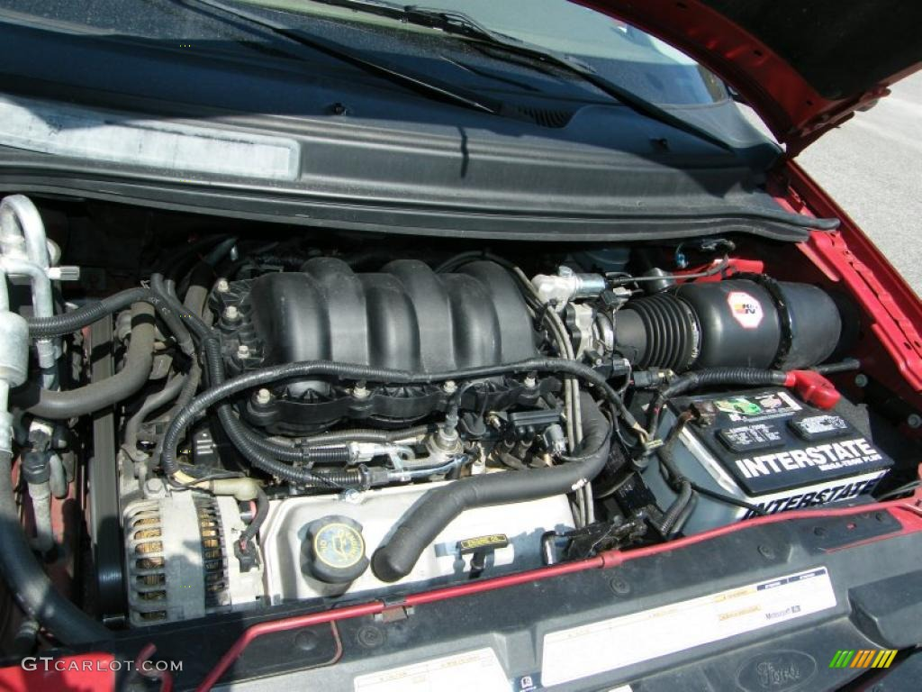 FORD WINDSTAR engine