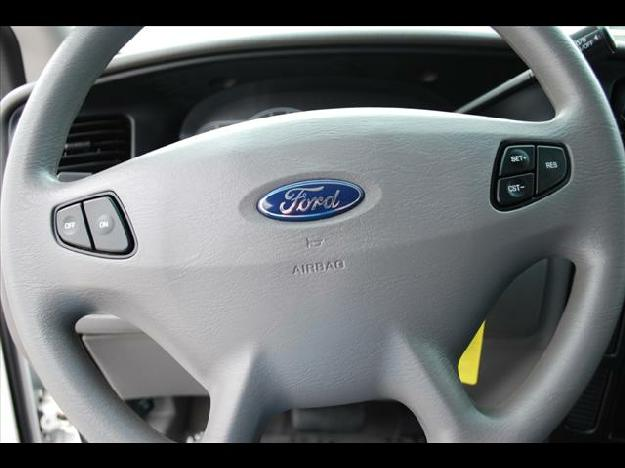 FORD WINDSTAR white