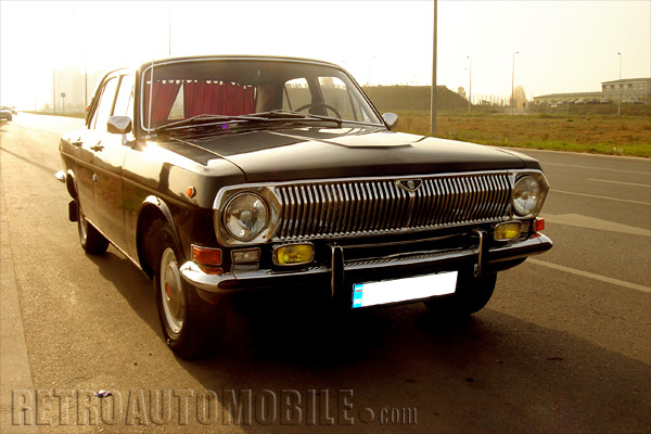 gaz 24 volga review and photos. Black Bedroom Furniture Sets. Home Design Ideas