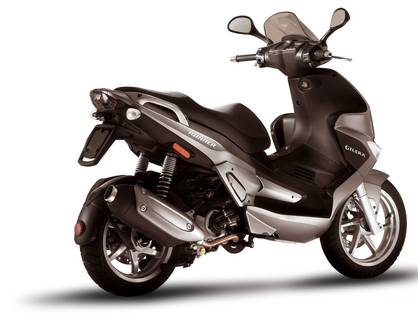 gilera wallpaper (Gilera Runner)