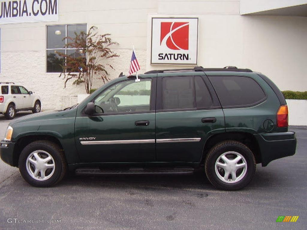 GMC ENVOY black