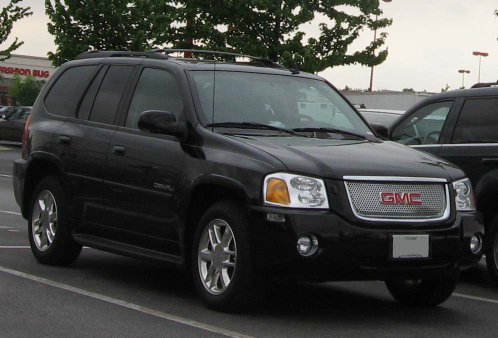 gmc wallpaper (GMC Envoy)