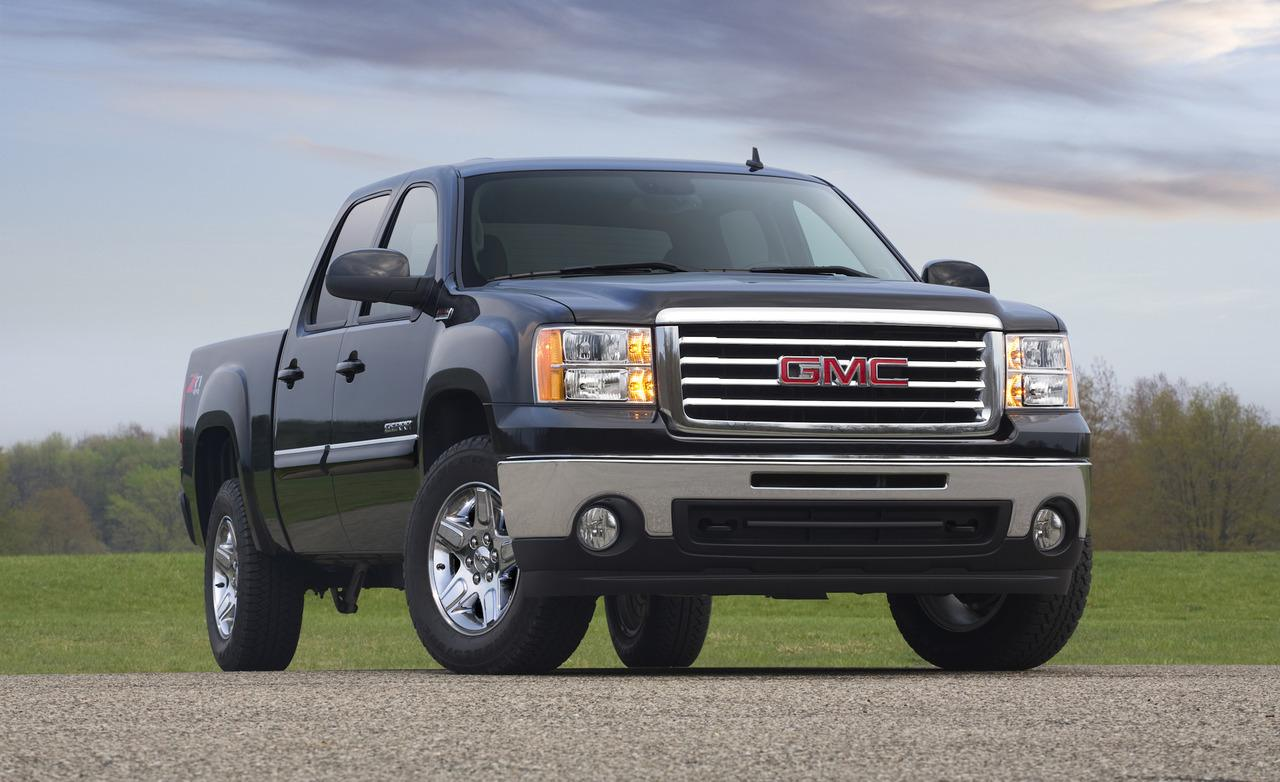 GMC SIERRA 1500 CREW CAB engine
