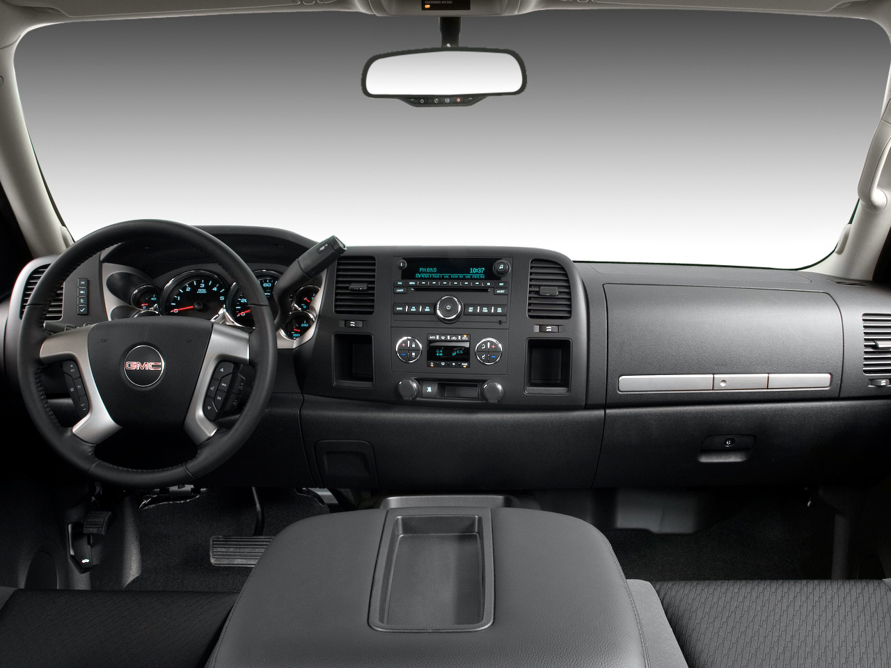 GMC SIERRA 1500 CREW CAB