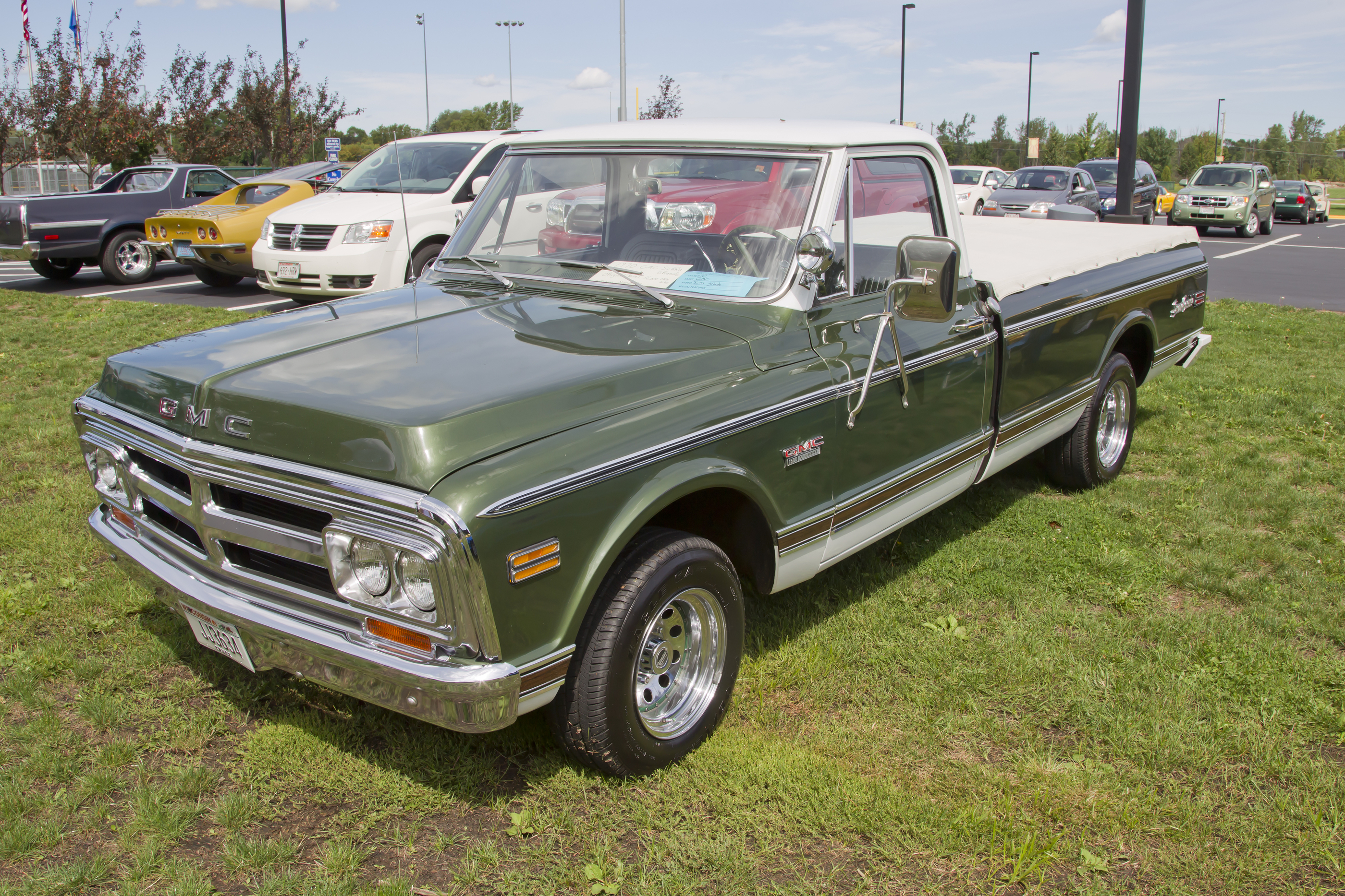 1970 GMC SIERRA GRAND BY MYBAITSHOP