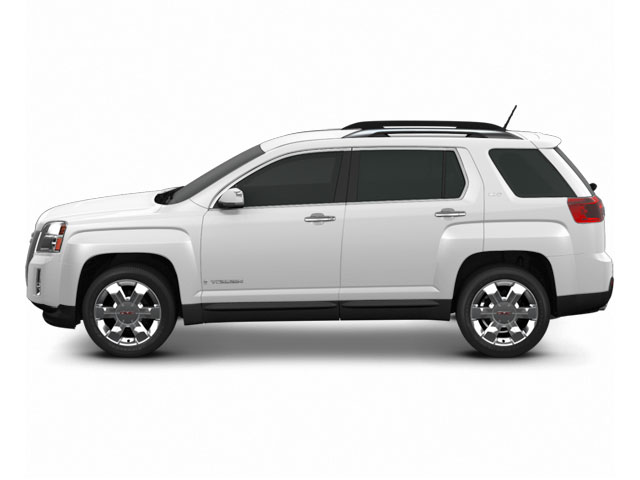 GMC TERRAIN white