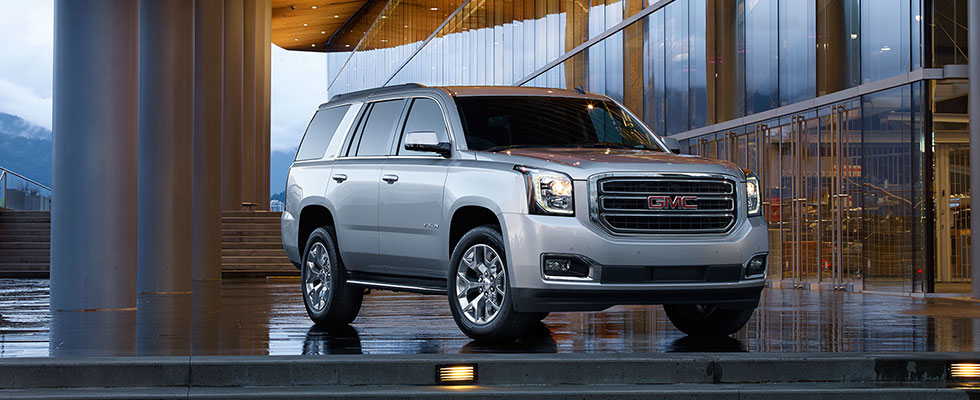 gmc wallpaper (GMC Yukon)