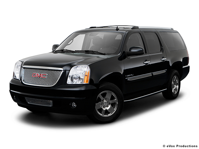 GMC YUKON 6.0 red