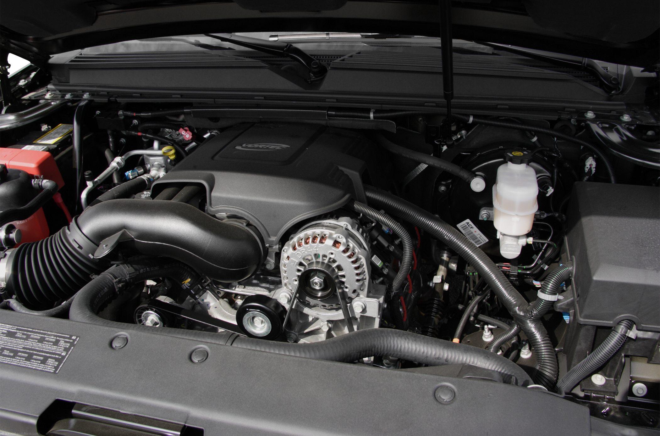 GMC YUKON engine