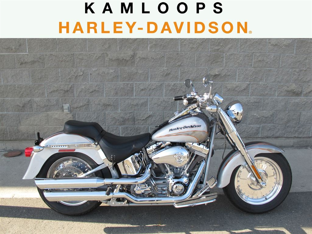 HARLEY-DAVIDSON FLSTFSE SCREAMIN EAGLE FAT BOY green