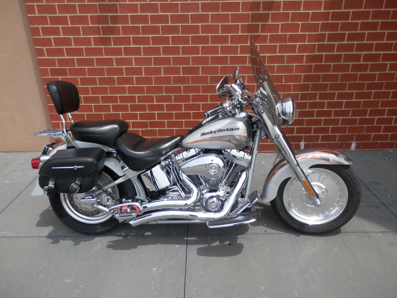 HARLEY-DAVIDSON FLSTFSE SCREAMIN EAGLE FAT BOY