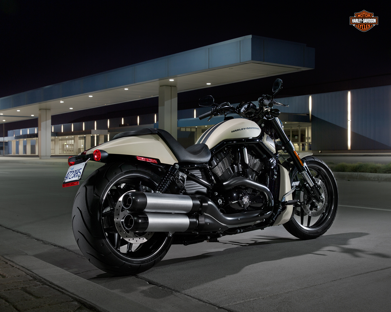 harley-davidson wallpaper (harley-davidson Night Rod Special)