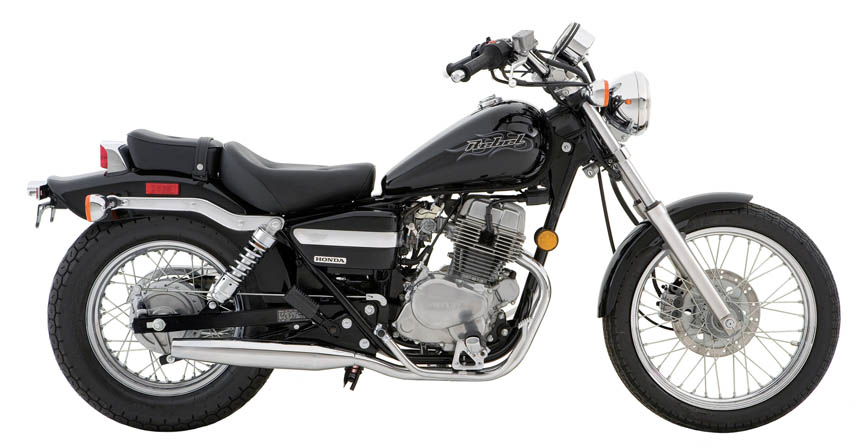 honda rebel review and photos. Black Bedroom Furniture Sets. Home Design Ideas