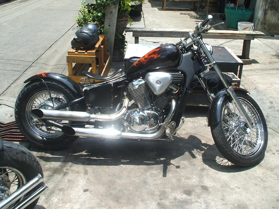 HONDA 400 STEED