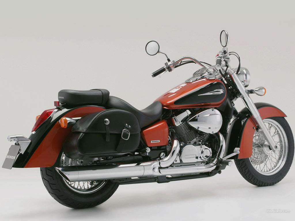 HONDA 750 SHADOW AERO black