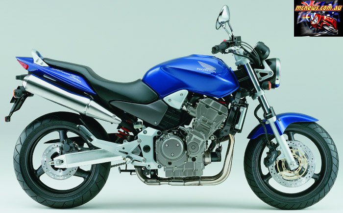 HONDA 919 blue