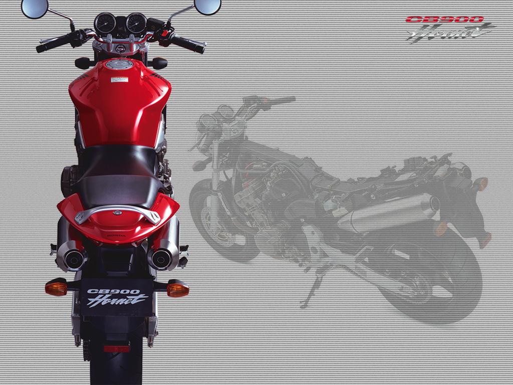 HONDA 919 red