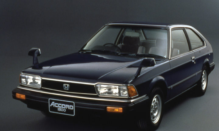 HONDA ACCORD 1800