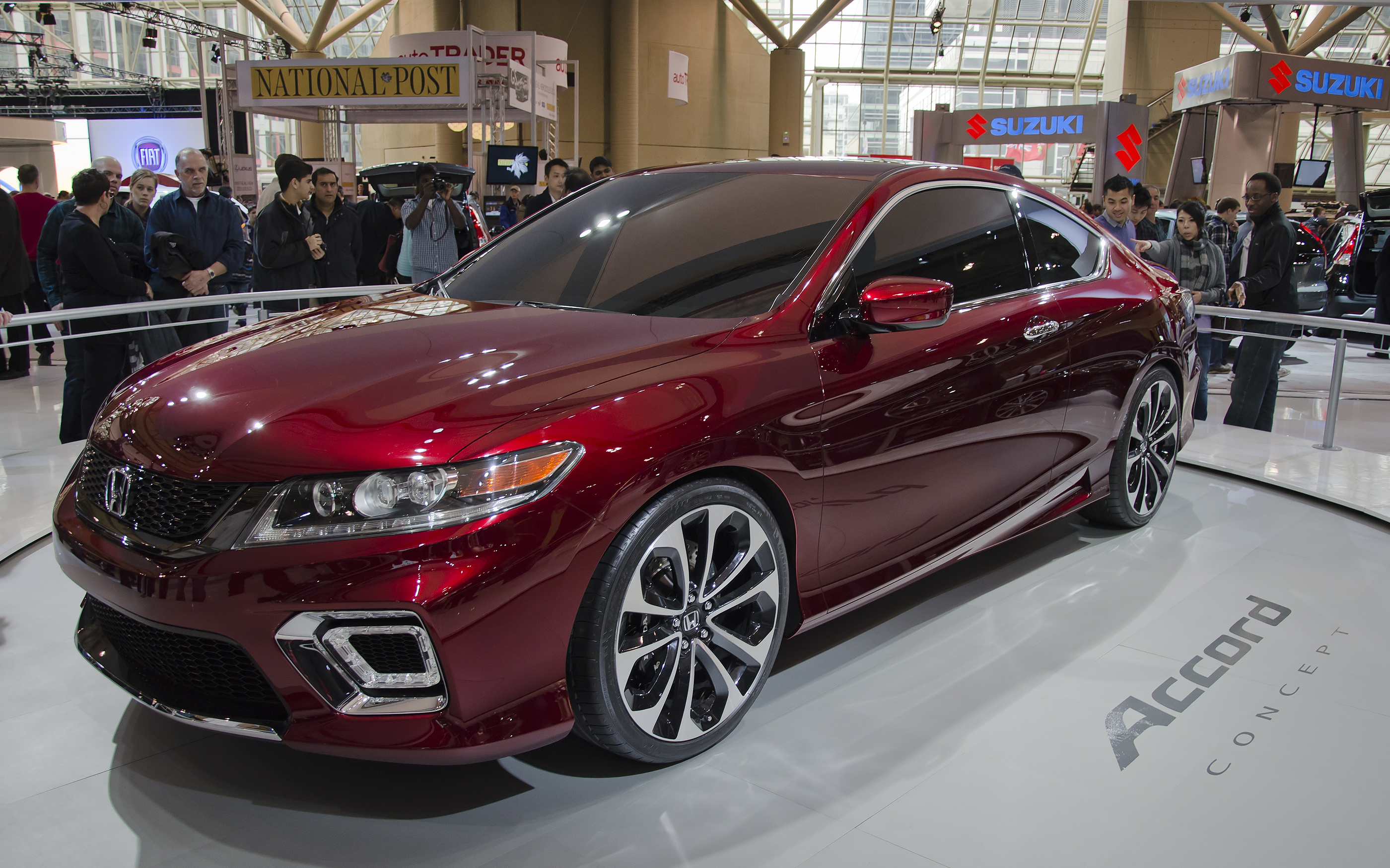 HONDA ACCORD 2013 BY RYELO357