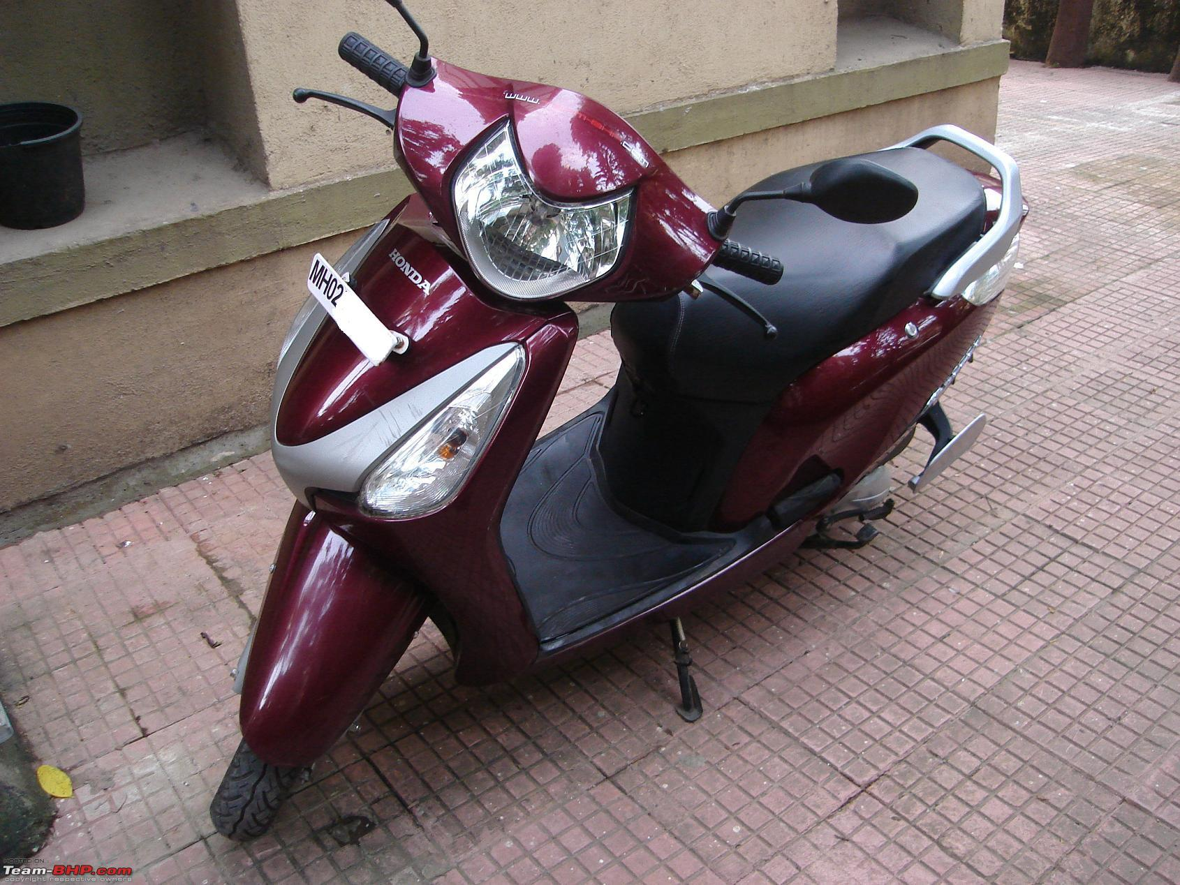 HONDA AVIATOR black