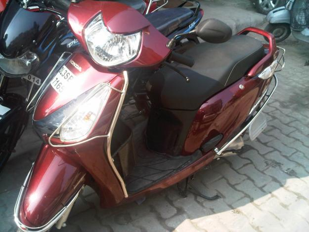 HONDA AVIATOR brown