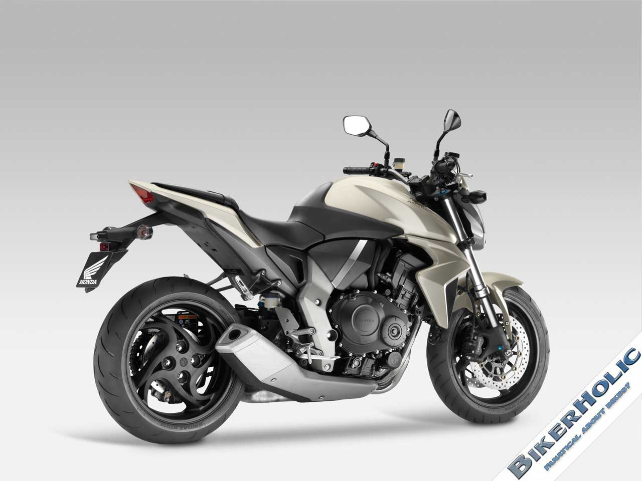 HONDA CB1000R C-ABS red