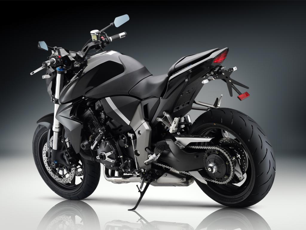 HONDA CB1000R black