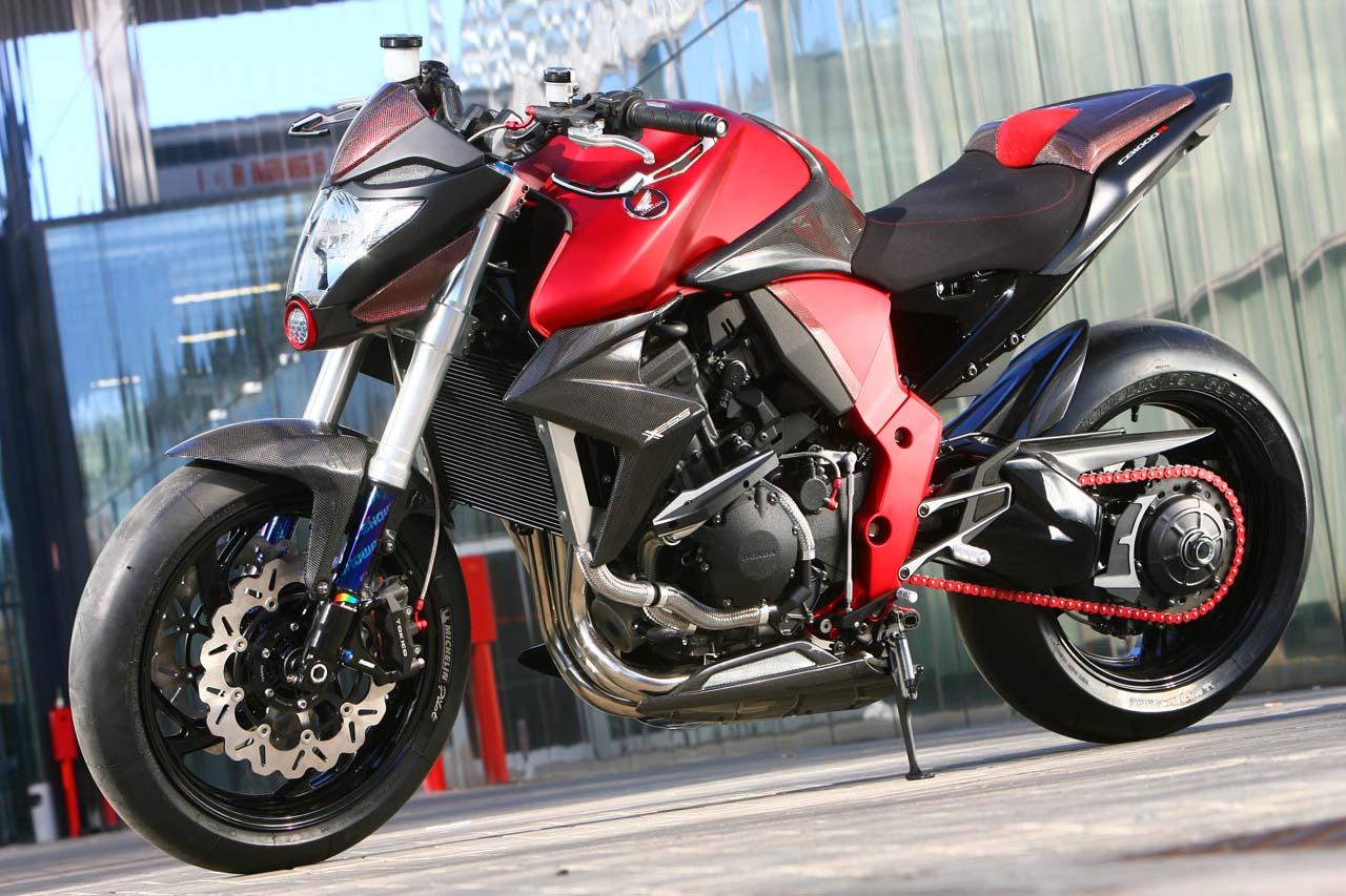 HONDA CB1000R C ABS Engine