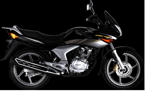 HONDA CBF 150 black