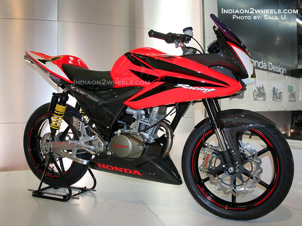 Honda Cbf 125 Tuning Auspuff Motorrad Bild Idee