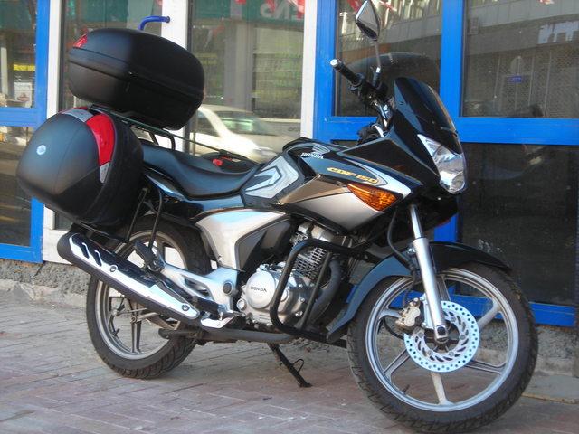 Honda Cbf 150 Siyah Honda Cbf 150 Silver