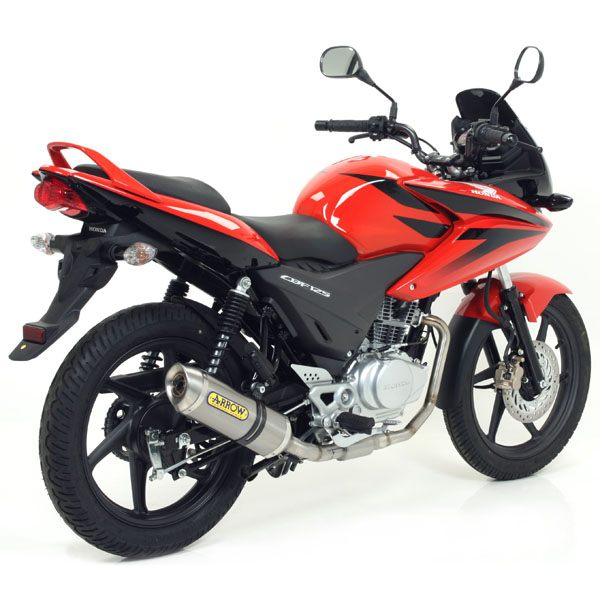 HONDA CBF125 brown