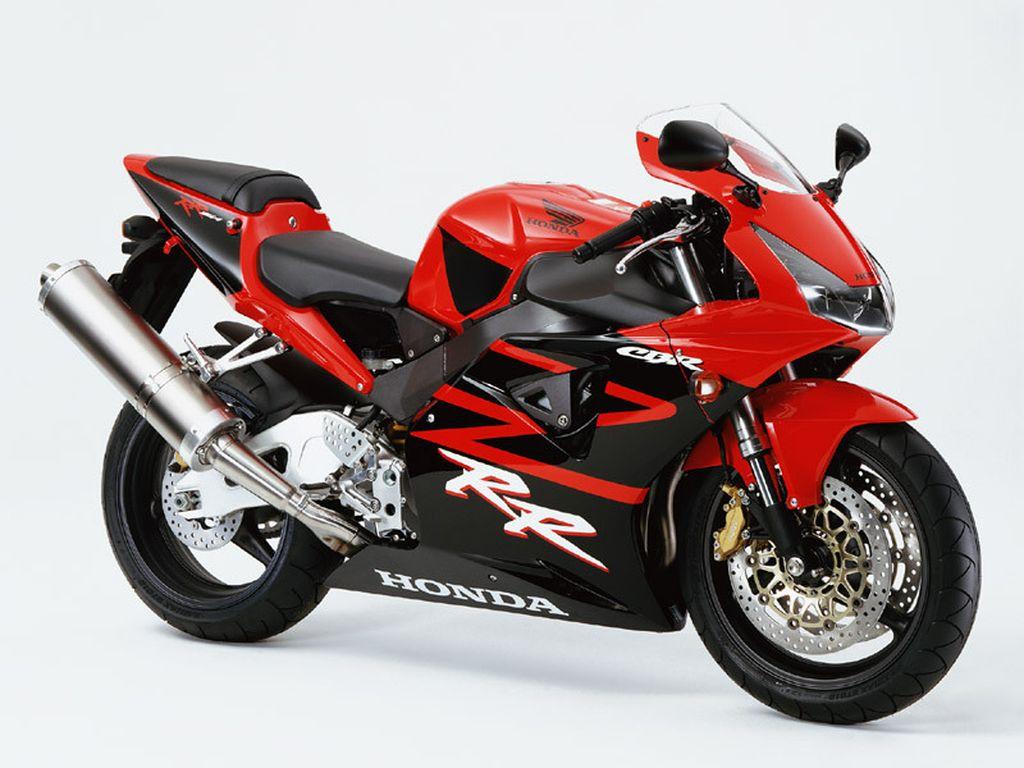 HONDA CBR 1000 red