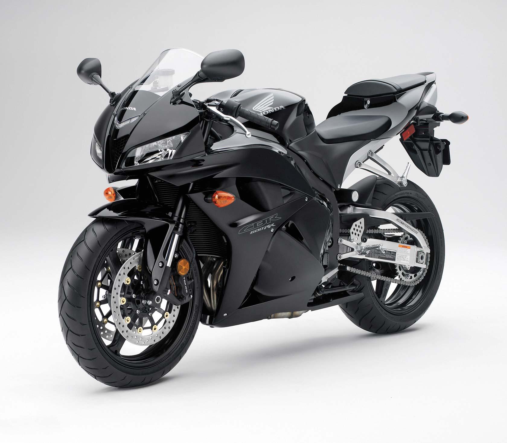 HONDA CBR1000RR black