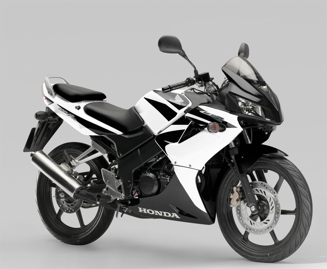 honda cbr125r review and photos. Black Bedroom Furniture Sets. Home Design Ideas