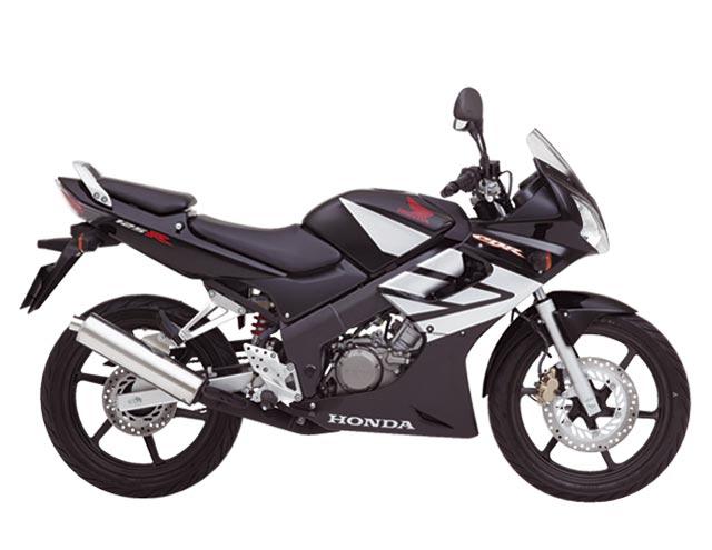 HONDA CBR125R black
