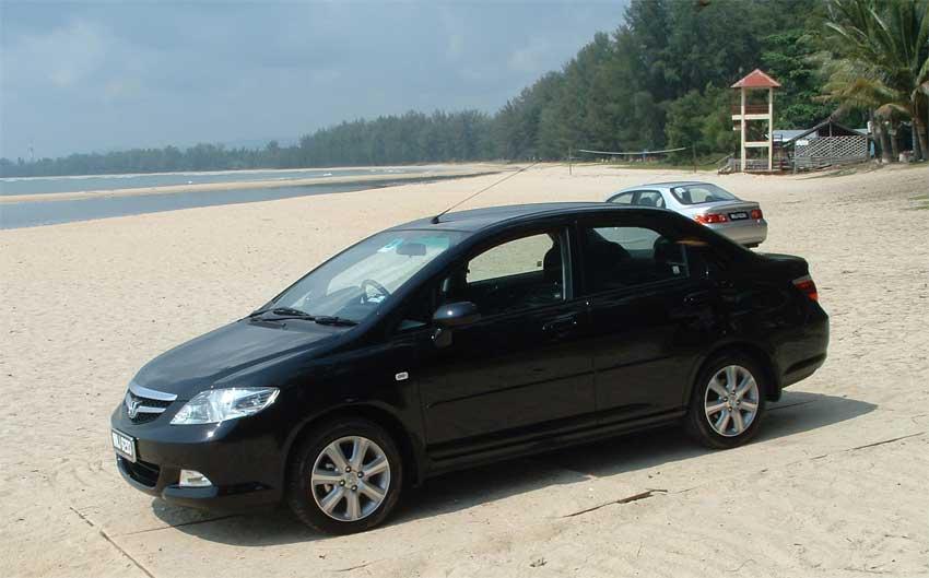 About Honda City Car