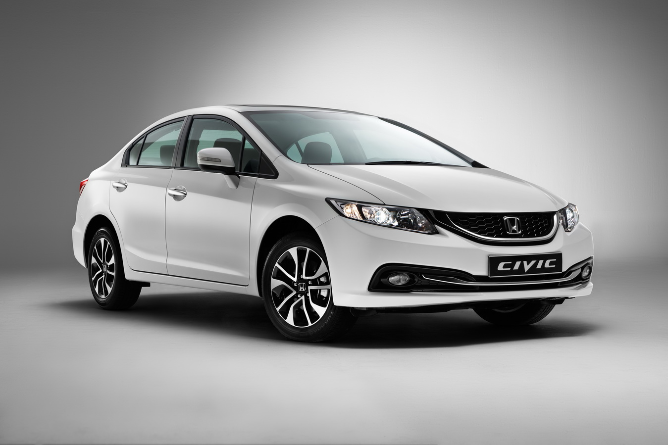 honda wallpaper (HONDA CIVIC 4D)