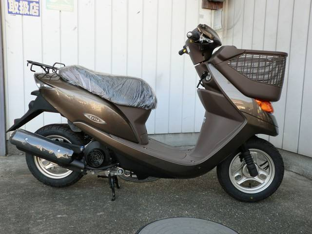 HONDA DIO brown